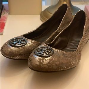 Tory Burch ballet slippers